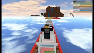All roblox game 27 WHO KILLED G.I.R obby.