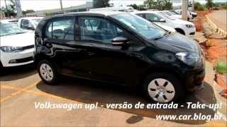 Volkswagen up! - versão Move-up! - www.car.blog.br