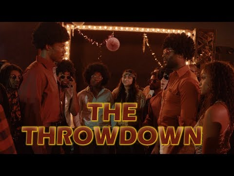"""""""THE THROWDOWN"""" By: KING VADER"""