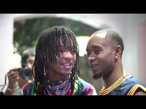 RAE SREMMURD'S #SWAECATION HOUSE PARTY IN MIAMI! [SHOT BY HITSTAPE]