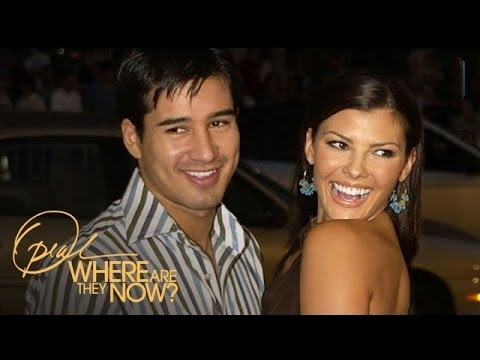 Mario Lopez's Infidelity and  Split from Ali Landry  Where Are They Now  Oprah Winfrey Network
