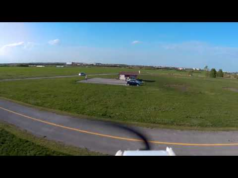 Flight Test of Hawkeye Firefly 7S 2160P WiFi FPV Action Camera from GearBest.com