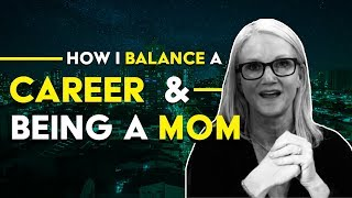 How I balance my career and being a mom | MEL ROBBINS