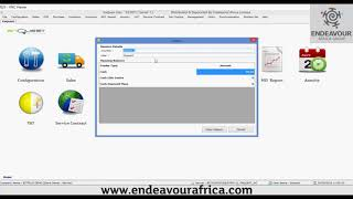 Enquest erp software - point of sale (pos) masters module