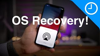 iOS 13.4 Beta 3: New OS Recovery feature spotted to recover iPhone without Mac or PC