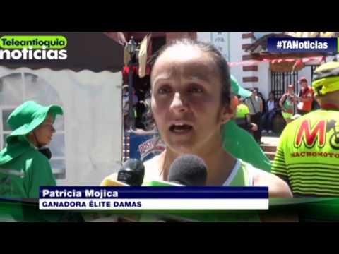 Diego Colorado ganó la media maratón de Rionegro