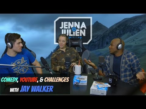 Podcast #95 - Comedy, YouTube & Challenges with Jay Walker