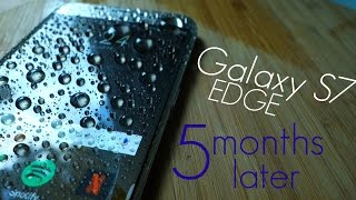 Galaxy S7 Edge Review - 5 Months Later!