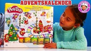 Play-Doh Adventskalender 2015 - Knetmasse Spaß Knete - Kanal für Kinder