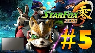 STAR FOX ZERO (TV Only) w/ UDJ &TheNSCL - Episode 5: Malicious Missiles