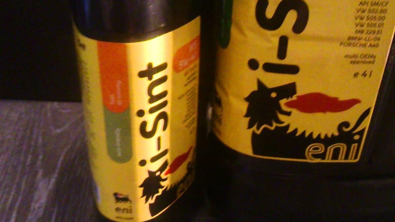 Моторное масло eni/agip i-sint 5w-40 4 л — купить сегодня c доставкой и гарантией по выгодной цене. 5 предложений в проверенных магазинах.