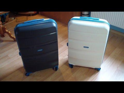 Влог: Сборы на море,чемодан Samsonite Bon Air,покупки,купальник