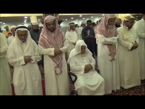 ختم القرآن الكريــم - قيام  ليلة 29  بجامع السنوسي برابغ - رمضان 1437 هـ