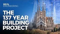 The World's Oldest Construction Project | Sagrada Familia