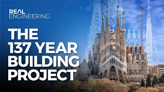 The World's Oldest Construction Project | Sagrada Familia