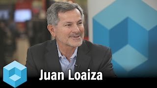 Juan Loaiza, Oracle - Oracle OpenWorld - #oow16 - #theCUBE