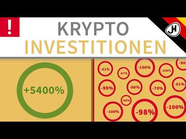 Krypto - Investitionen | Warum läuft so viel falsch?