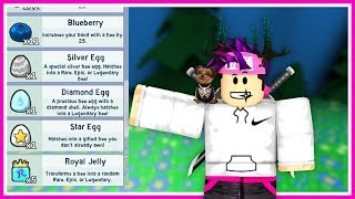 ROBLOX-HOW to WIN a DIAMOND EGG FOR FREE!!! ⟪ Bee Swarm Simulator ⟫