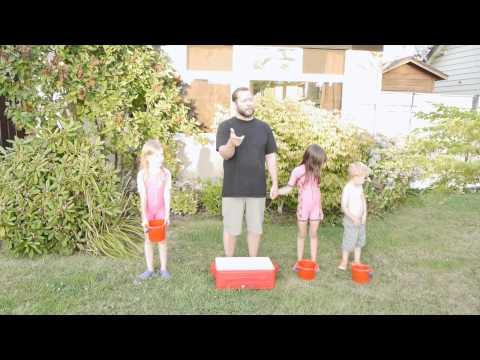 Richard Ian Cox  Ice Bucket Challenge