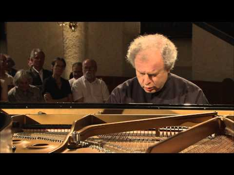 András Schiff - Bach. French Suite No.6 in E Major BWV817