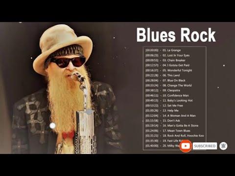Blues Rock Music Best Songs - Greatest Blues Rock Songs Playlist
