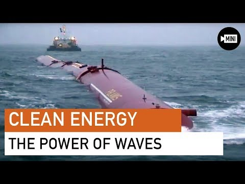 Clean Energy: The Power of Waves | Engineering