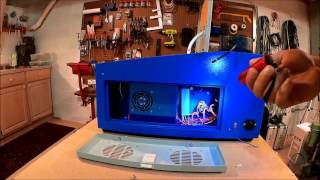 eBay Chinese CO2 Laser Cutter & Engraver Unboxing Part 2