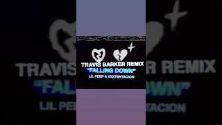 Lil Peep & XXXTENTACION - Falling Down (Travis Barker Remix Snippet)