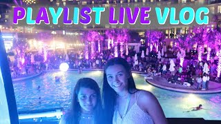 OUR PLAYLIST LIVE 2020 VLOG WEEKEND ALL IN ONE VIDEO! EMMA AND ELLIE