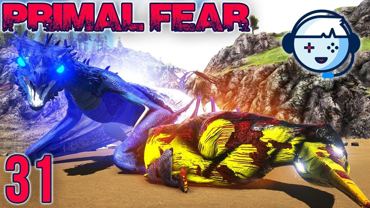 Celestial Wyvern Tame and Origin Kairuku | Primal Fear: Ragnarok | Ark:  Survival Evolved | S1:Ep31