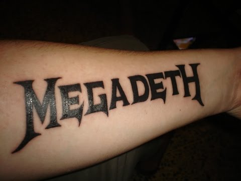 Megadeth Tattoos