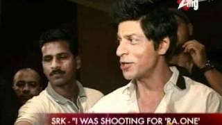 Shahrukh comments on Tees Maar Khan