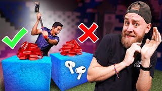 I Bought 10 Gifts For My Friends To Destroy Or Keep!