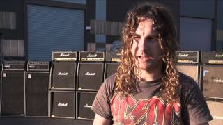 """Airbourne - Behind the Scenes of """"Live It Up""""!"""