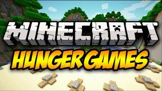 Minecraft Hunger Games - Stuck Edition