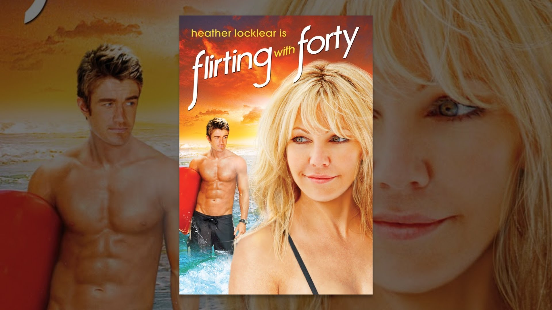 flirting with forty movie cast list 2016 youtube