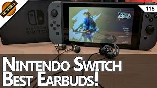 Nintendo Switch, Brave Browser Review, 1More Quad Driver, V-Moda Forza, Audeze iSine, Best Earbuds!