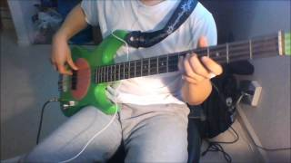 BRADIO - Step in time bass cover.