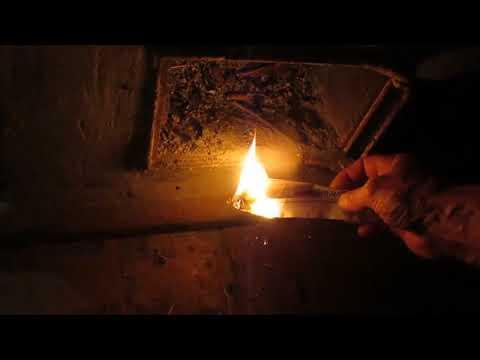видео: Дедовская бесплатная  вентиляция в доме .