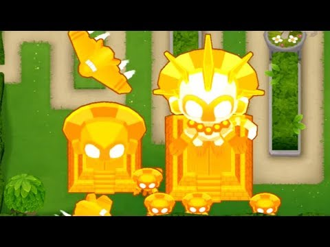 Bloons TD 6 5th Tier TRUE SUN GOD Guide - How to Build a MAX Temple in BTD6!