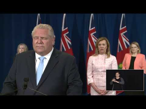Premier Ford Provides A COVID-19 Update | May 26