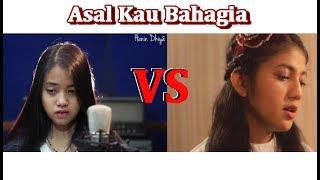 Hanin Dhiya VS  Vhiendy Savella-Asal Kau Bahagia-Armada Cover