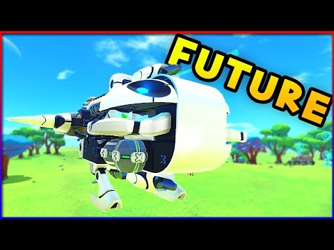 TerraTech – Back To The Future – Checking Out The Updates (Terra Tech Gameplay)