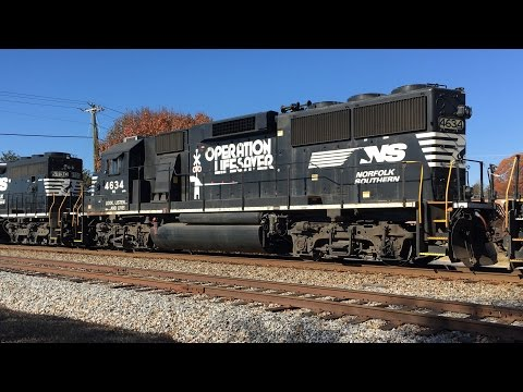 NS P60 in with the Operation Lifesaver unit in Newton NC