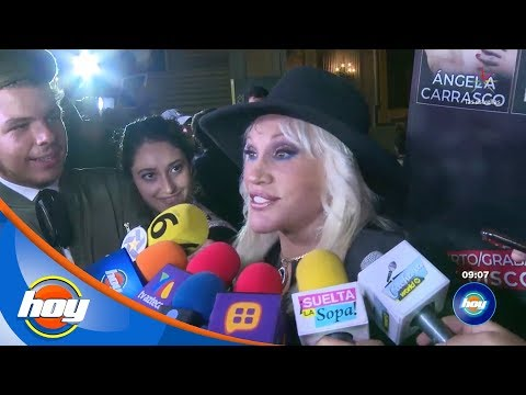 ¡Laura León niega tener amistad con Diego Luna y le manda un mensaje! | Hoy
