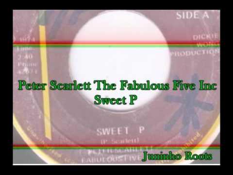 Peter Scarlett  The Fabulous Five Inc - Sweet P