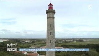 Le phare des baleines, un belvédère sur l'Atlantique