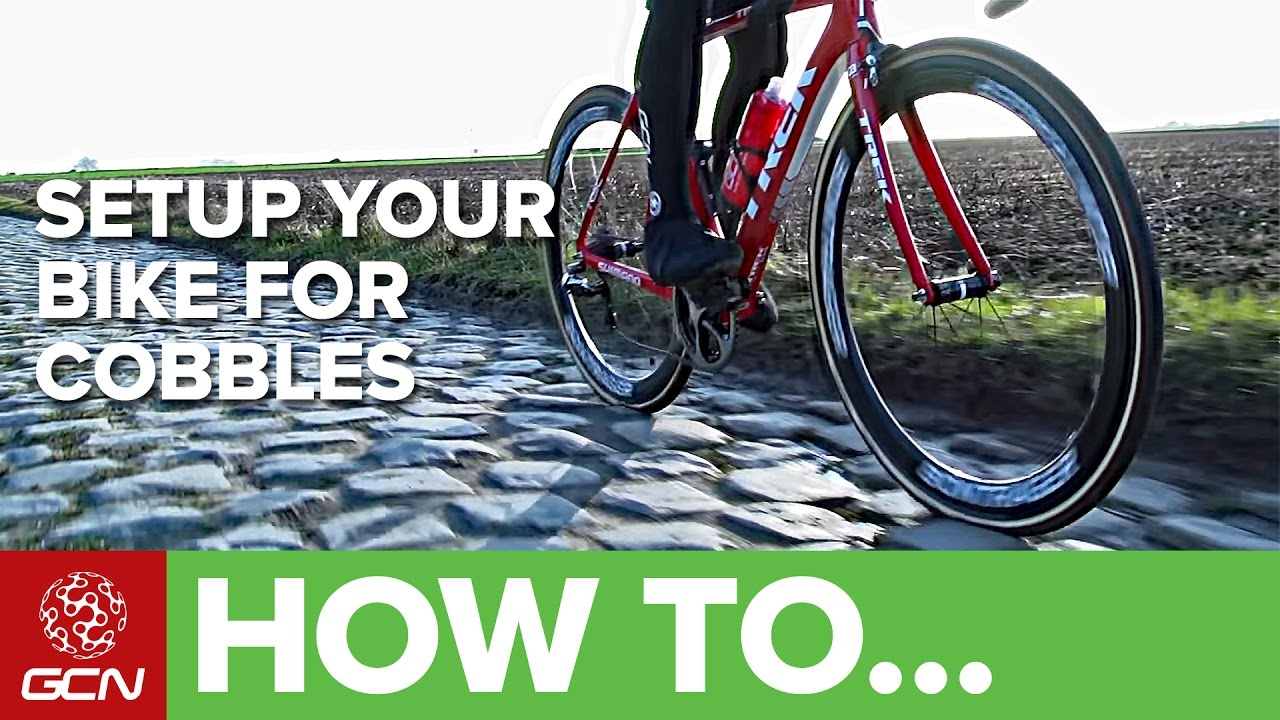 How To Setup Your Bike For The Cobbles Of Paris - Roubaix - YouTube 2009eb87d