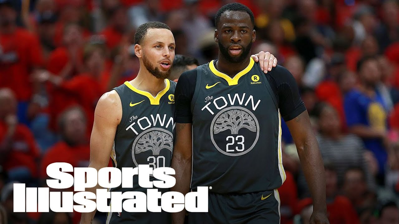 NBA Playoffs: Is There Any Stopping Warriors, 'Hamptons Five'? | SI NOW | Sports Illustrated