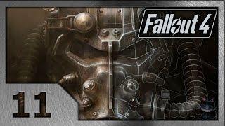 Fallout 4. Прохождение 11 . Лексингтон и дорога в Кембридж.